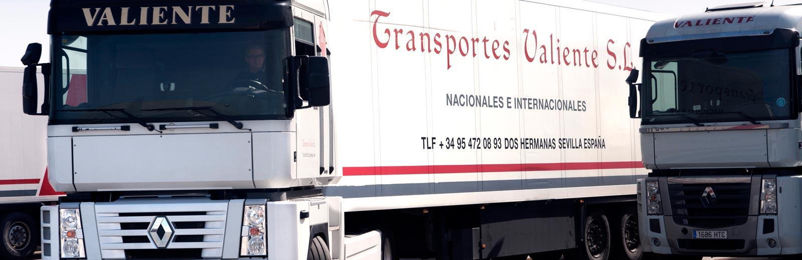 Transportes frigoríficos
